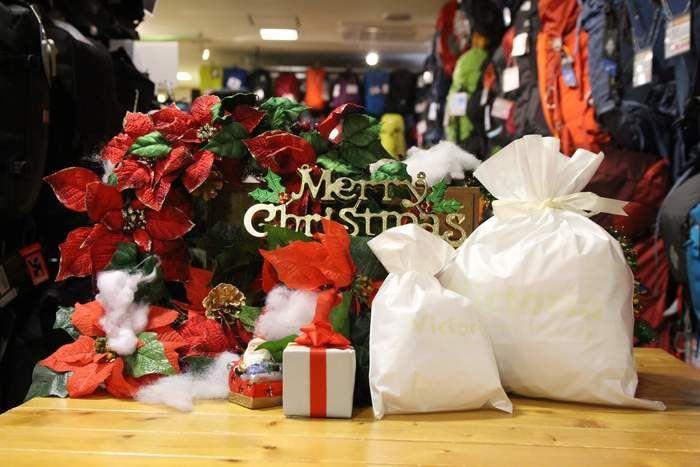 クリスマスのオブジェ
