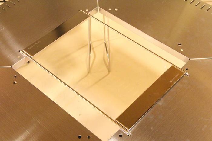 囲炉裏型のジカロテーブル