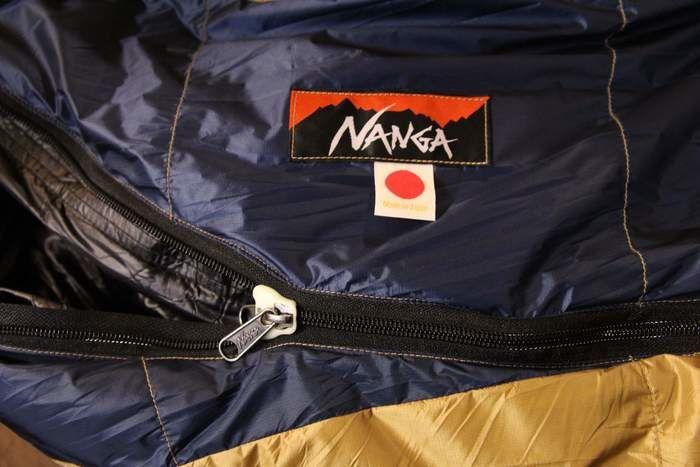 ナンガのオーロラライト600DX