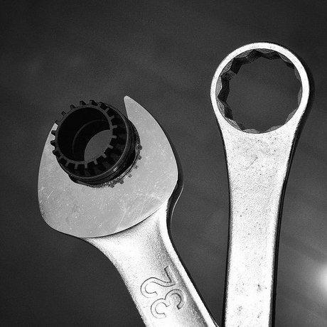 修理などに使う工具の写真