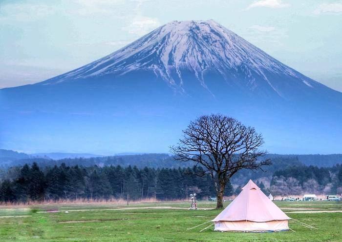 富士山とアスガルドの相似形