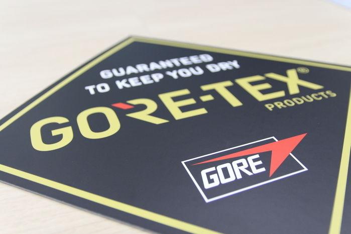 GORE-TEXのタグ