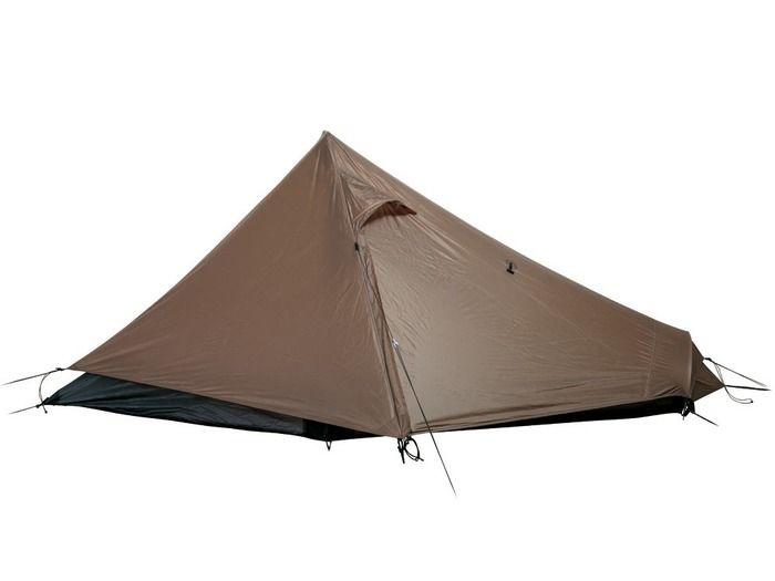 登山用の軽量テント ラゴPro.air 1