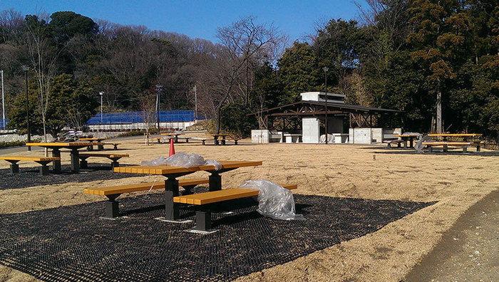 小菅ケ谷北公園 バーベキュー広場