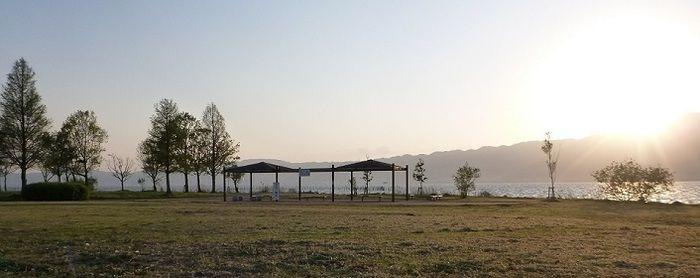 湖岸緑地中主吉川公園