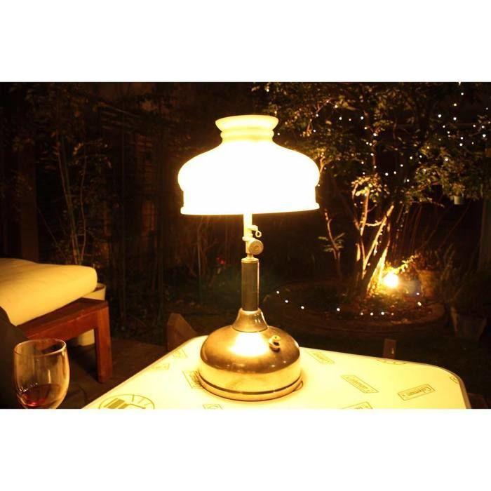 コールマンのヴィンテージライト