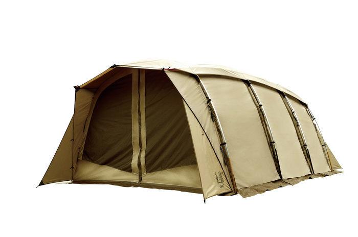 ogawaのトンネル型テント