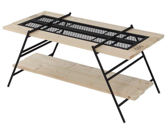 オリジナルテーブルにしたテキーラシリーズ