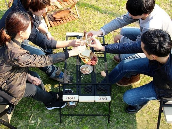 テーブルとして使うテキーラシリーズ