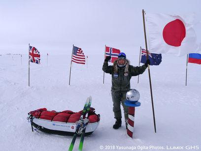 日本人初!荻田泰永さんが無補給単独徒歩で南極点まで踏破できたワケとは?