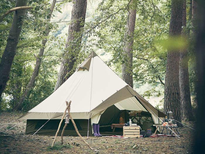 ogawaの新作テント