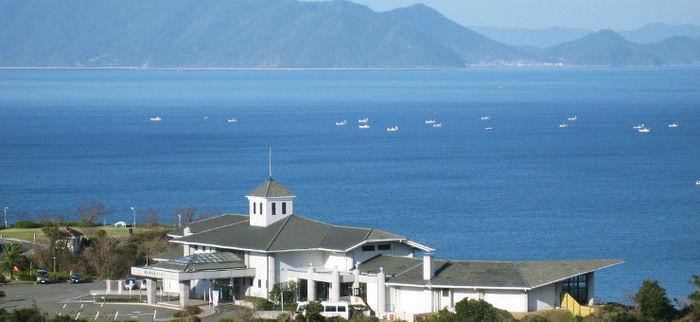 御立岬公園からの風景