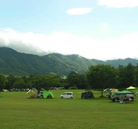 吹上高原キャンプ場