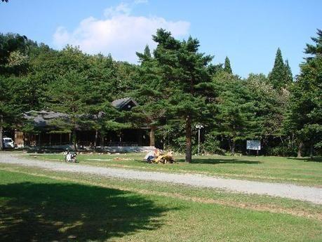 薬研野営場