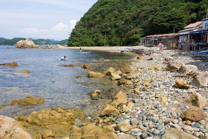 長磯浜キャンプ場