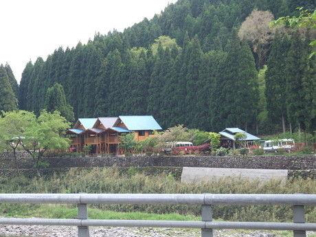 球磨川リバーサイドキャンプ場の施設