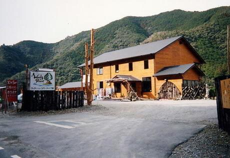 キャンプ場Woody&Riverの施設