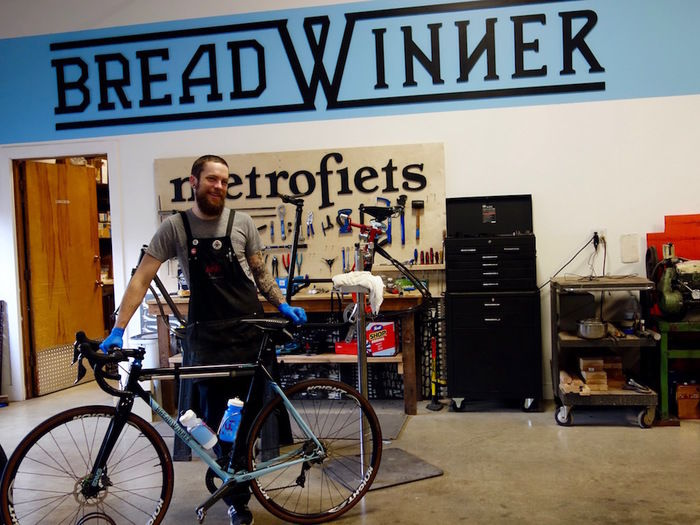 Breadwinner Cycles B-Road