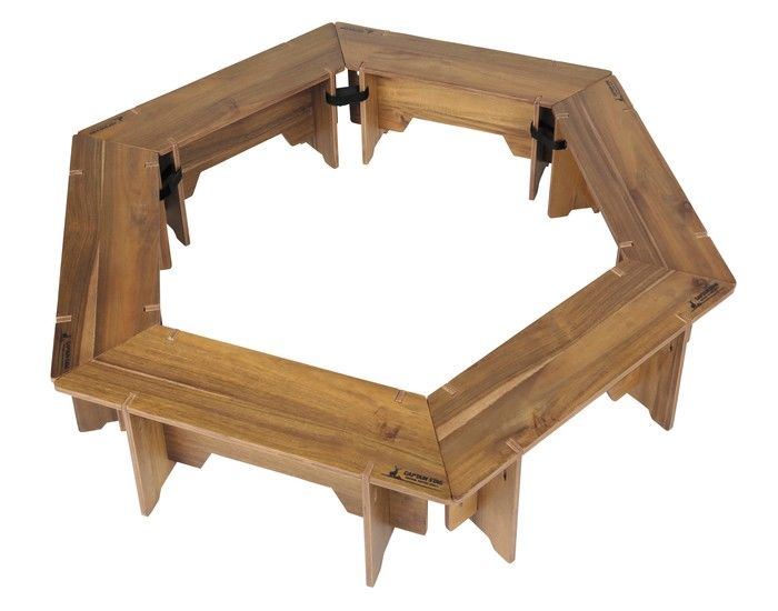 CSクラシックス ヘキサグリルテーブル