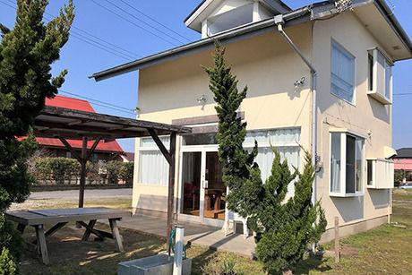 九十九里浜シーサイドオートキャンプ場の貸別荘