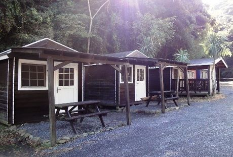 ACNオートキャンプ in 勝浦まんぼうのバンガロー