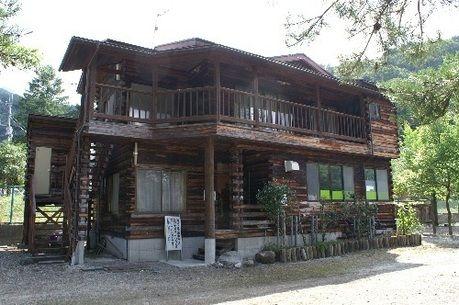 篠沢大滝キャンプ場の施設