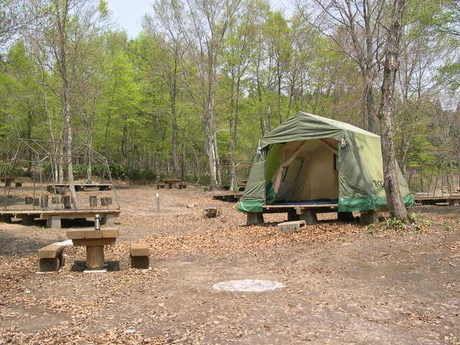 羽黒山キャンプ場
