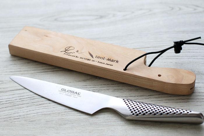 グローバルのペティーナイフ