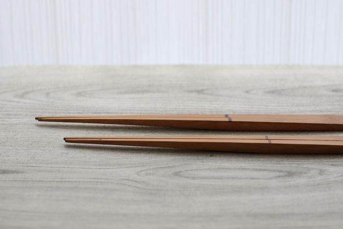 竹の箸 プラスディーのウキハシ竹