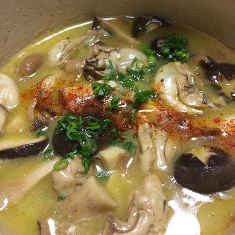 調理された牡蠣