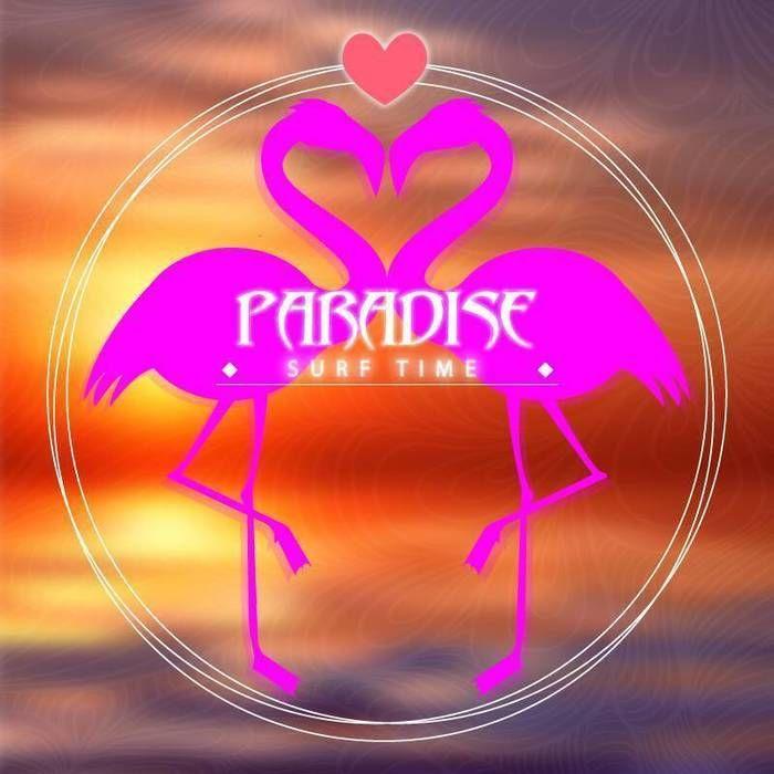 Paradise cafeのロゴ