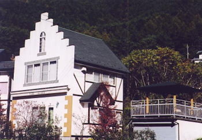 貸別荘 ヴィラアウスブリックの外観