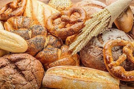 様々な種類のパン