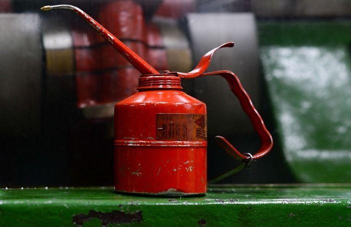 石油ストーブの燃料