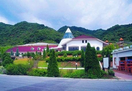 淡路島 パルシェ香りの館