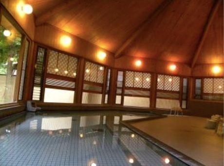 西丹沢大滝キャンプ場の中川温泉ぶなの湯