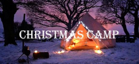 クリスマスキャンプのロゴ