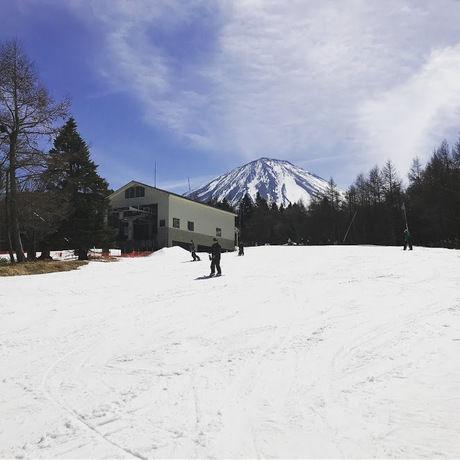 PICA富士吉田、富士西湖