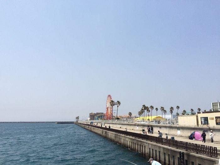和歌山マリーナシティ海釣り公園