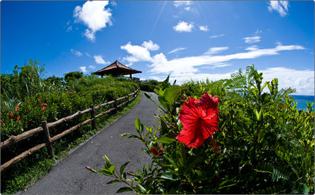 石垣島の景観