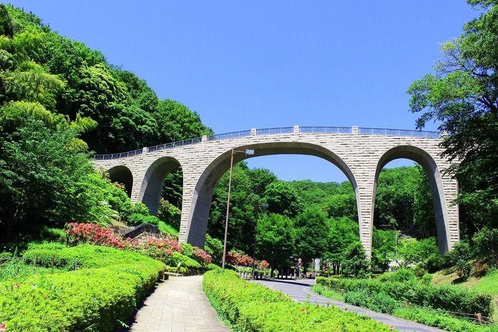 七沢森林公園の景観