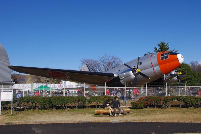 所沢航空記念公園の外観