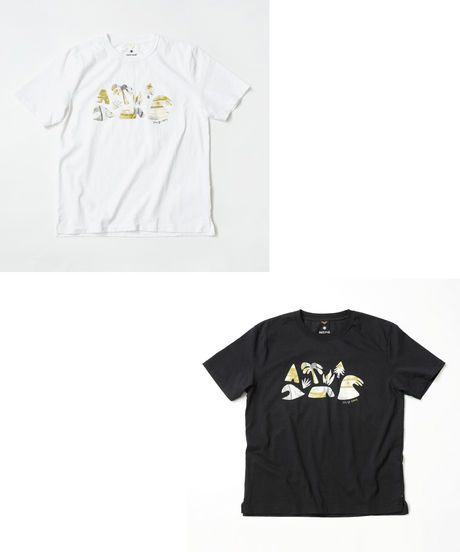 US COTTON PRINT T-SHIRT