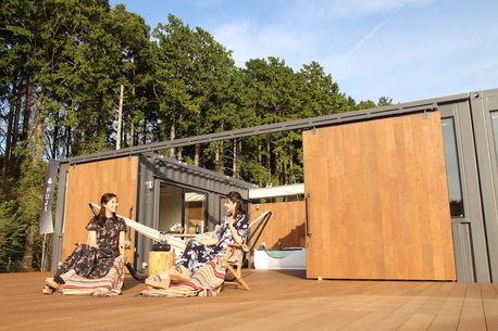 大自然を堪能、富士の絶景を観賞できるグランピング施設「藤乃煌」がグランドオープン