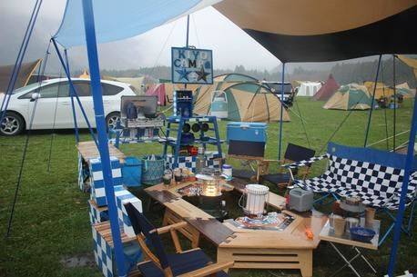 GO OUTで発見!次のキャンプで真似したいナイスアイデア!!