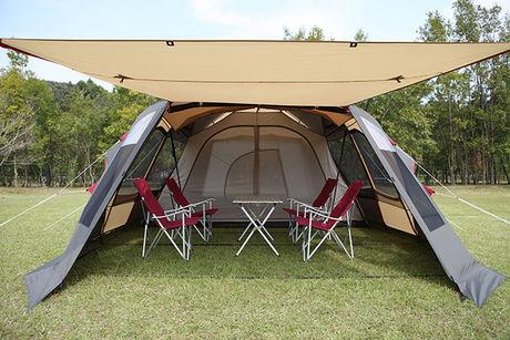 広々とした6人用テント ティエラワイドⅡ