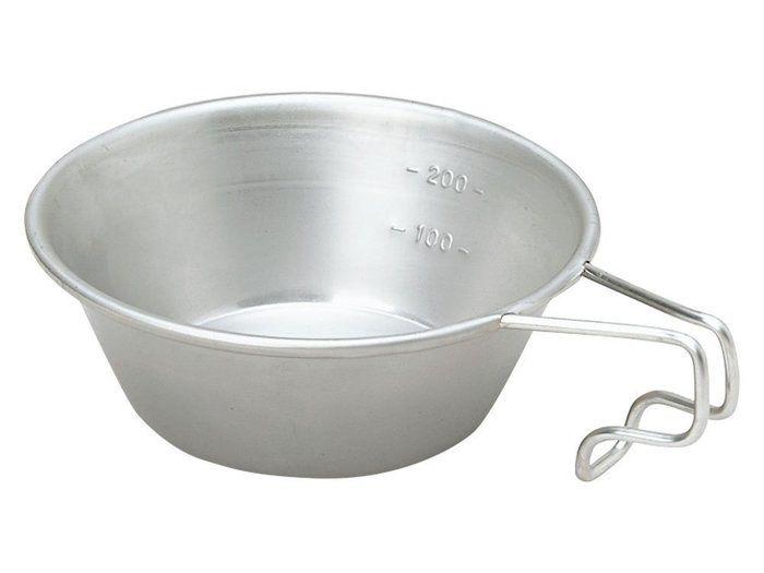 調理が可能なシエラカップ