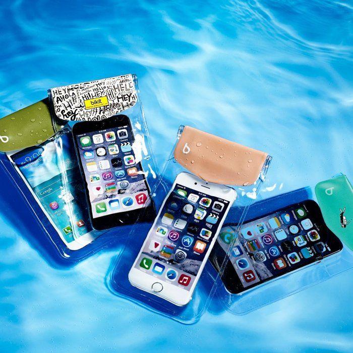 BIKIT IP68スマートフォン防水ポーチ