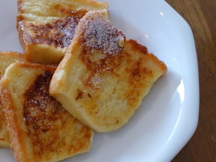 フレンチトーストの写真