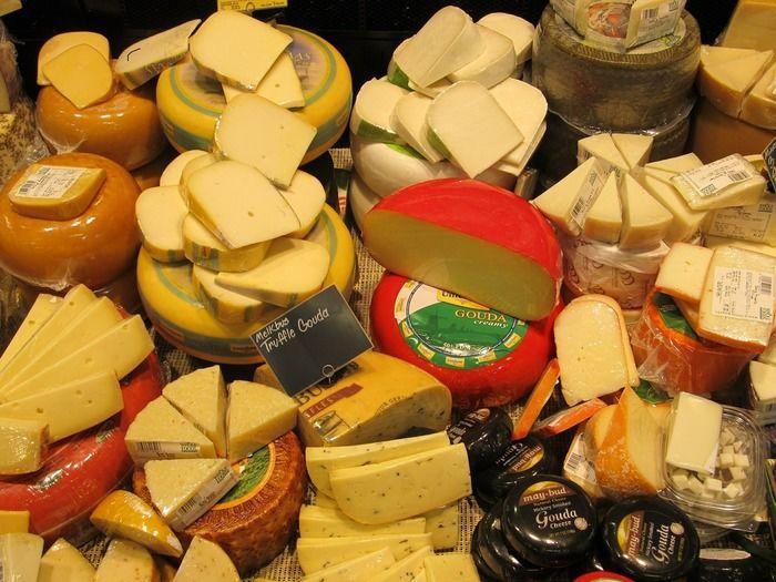 様々な燻製チーズ